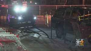 Several Injured In Jersey City Crash [Video]