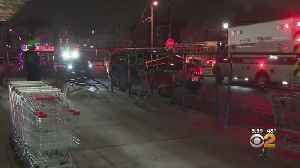 Several Injuries After SUV Loses Control In Jersey City [Video]