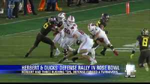 DUCKS ARE VICTORIOUS IN PASADENA [Video]