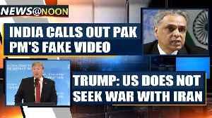 Syed Akbaruddin takes jibe at Imran Khan over fake video of police violence | OneIndia News [Video]