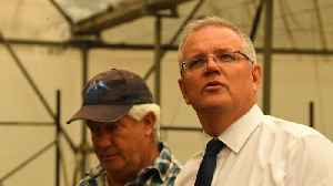 Australian Prime Minister Receives Backlash After Visiting Town Hurt By Bushfires [Video]