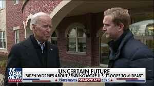 Biden denies he advised Obama against bin Laden raid [Video]