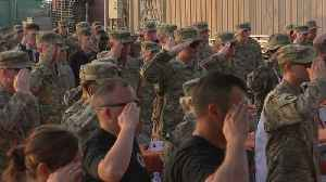 Minnesota National Guard Deploys Over 900 Soldiers In Kuwait And Iraq [Video]