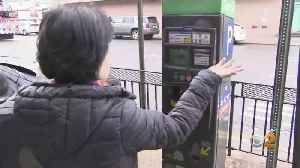 Workers Scramble To Fix NYC Parking Meters [Video]