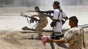 Libyan armed groups accused of human rights abuses [Video]