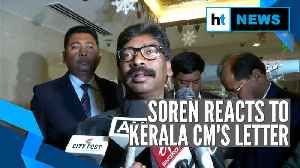 'Will see what to do': Hemant Soren on Kerala CM's letter on CAA [Video]