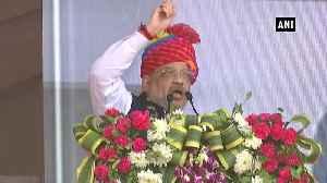 Amit Shah slams Congress for speaking against Veer Savarkar [Video]