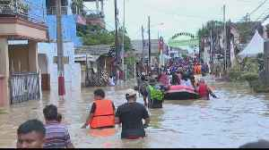 Indonesian capital reels after floods leave 47 dead [Video]