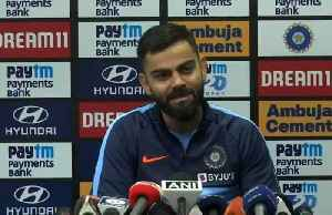 India captain Kohli no fan of four-day test concept [Video]