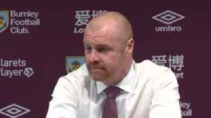 Dyche scathing of Gibson transfer talk [Video]