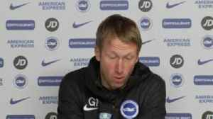 Potter: Brighton 'flat' in FA Cup defeat [Video]