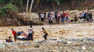 Indonesia flash floods: At least 60 people killed [Video]