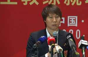 China's new soccer coach holds news briefing [Video]