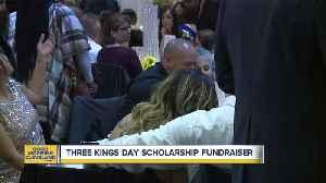 News video: Hispanic Police Officer's Association hosts Three Kings Fundraiser