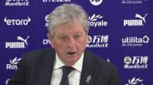 Hodgson: Red card was a harsh decision [Video]