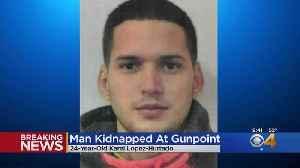 Karel Lopez-Hurtado Kidnapped At Gunpoint Near Colorado Springs [Video]