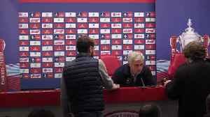 Jose Mourinho: Harry Kane's injury is serious [Video]