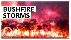 Australia's bushfires are creating freak thunderstorms [Video]