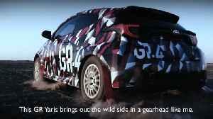 Toyota GR Yaris Teaser [Video]