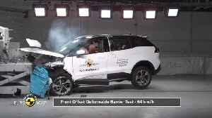 Aiways U5 - Crash & Safety Tests 2019 [Video]