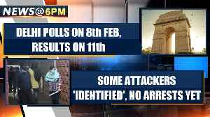 Delhi Assembly elections on 8th February, results on 11th February | OneIndia News [Video]