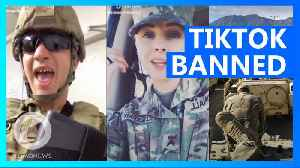 Almost the whole US military has gone to war against TikTok [Video]