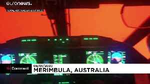 Australia bushfires: heavy smoke slows down rescue teams [Video]