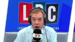Nigel Farage's opinions on Labour leadership [Video]