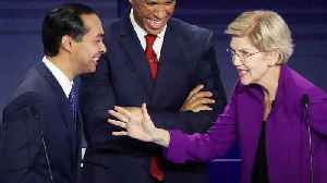 Julián Castro Endorses Elizabeth Warren For President [Video]