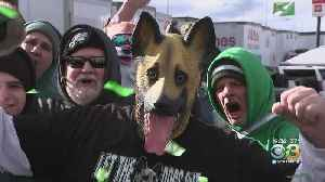 Energy Electric During Eagles-Seahawks Playoff Tailgate [Video]