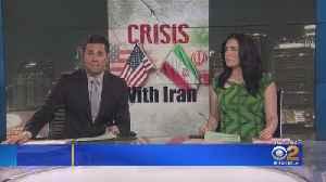 Crisis With Iran Escalates [Video]