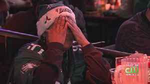 Eagles Fans 'Crushed' After Playoff Loss To Seahawks, But Vow Birds Will Be Back [Video]