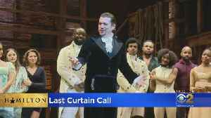 A Fond Farewell To 'Hamilton' [Video]