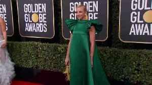 Stars turn out for Golden Globe awards [Video]