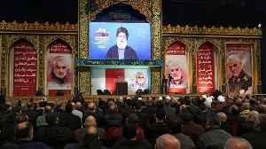 Hezbollah vows retaliation against US for Soleimani killing [Video]