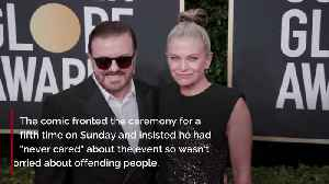 Ricky Gervais mocks Golden Globes audience in opening monologue [Video]