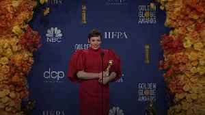 Golden Globes: Olivia Colman wins best actress in a TV drama [Video]