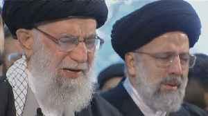 Iran Supreme Leader Khamenei leads prayers at Soleimani funeral [Video]