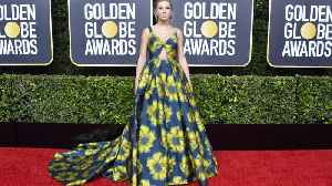Red carpet at the 2020 Golden Globe Awards [Video]