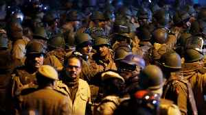 New Delhi: Students, teachers attacked inside JNU campus