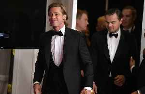 News video: Brad Pitt is 'good friends' with ex-wife Jennifer Aniston