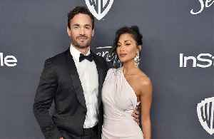 Nicole Scherzinger goes red carpet official with Thom Evans [Video]
