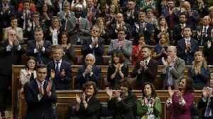 News video: Spain's Sanchez falls short for coalition agreement once again