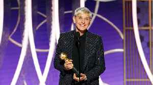 Ellen DeGeneres Receives Carol Burnett Award [Video]