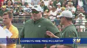 News video: Cowboys Say Goodbye To Garrett, Hello To Mike McCarthy
