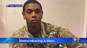 News video: Soldier From Hazel Crest Among 3 Americans Killed In Attack On Military Base In Kenya