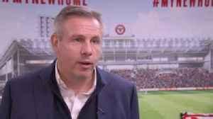 'New stadium can help Brentford reach PL' [Video]