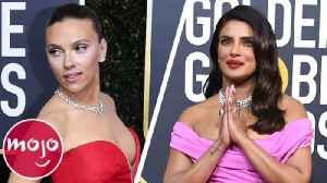 Top 10 Best Looks at the 2020 Golden Globes [Video]