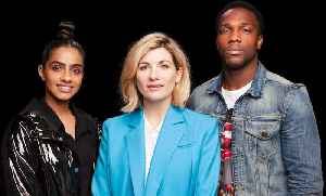 Jodie Whittaker, Mandip Gill & Tosin Cole Talk Season 12 Of The Hit BBC America Series, 'Doctor Who' [Video]
