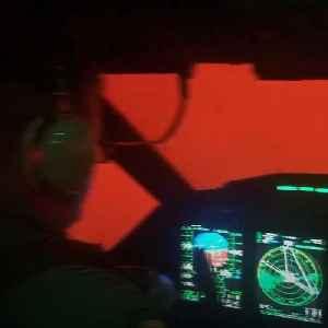 Flying through Australia's devastating bushfires [Video]